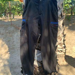 Men's Billabong cargo pants size 36 surf beach